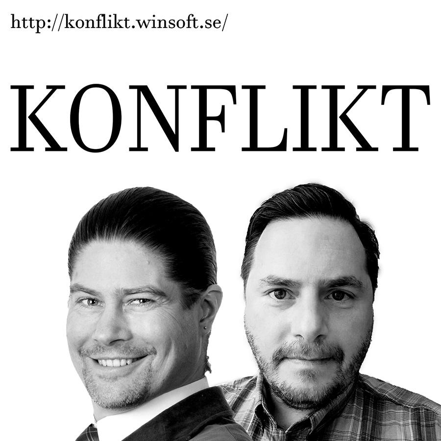 Konflikt med Roger Sahlström och Anders Hesselbom